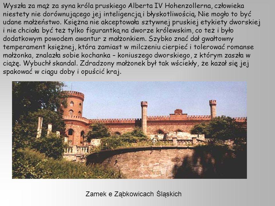 Zamek e Ząbkowicach Śląskich