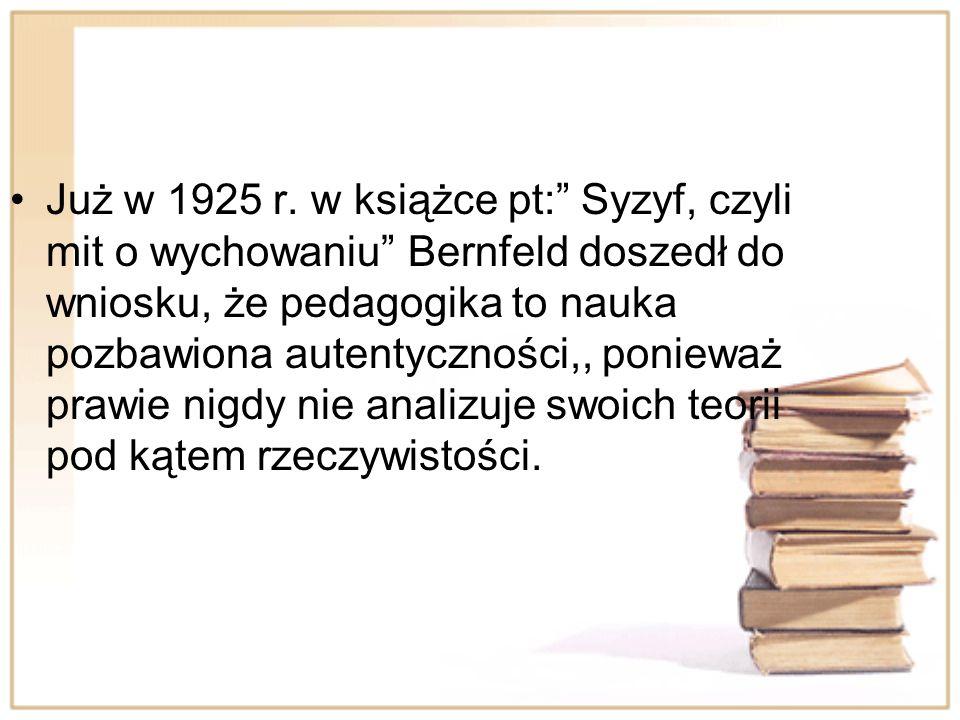 Już w 1925 r.