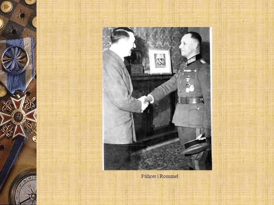 Fűhrer i Rommel