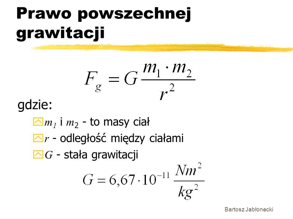 Prawo powszechnej grawitacji