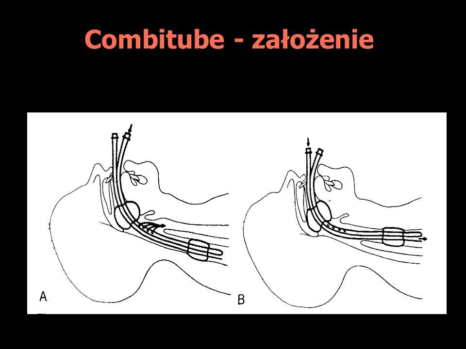 Combitube - założenie