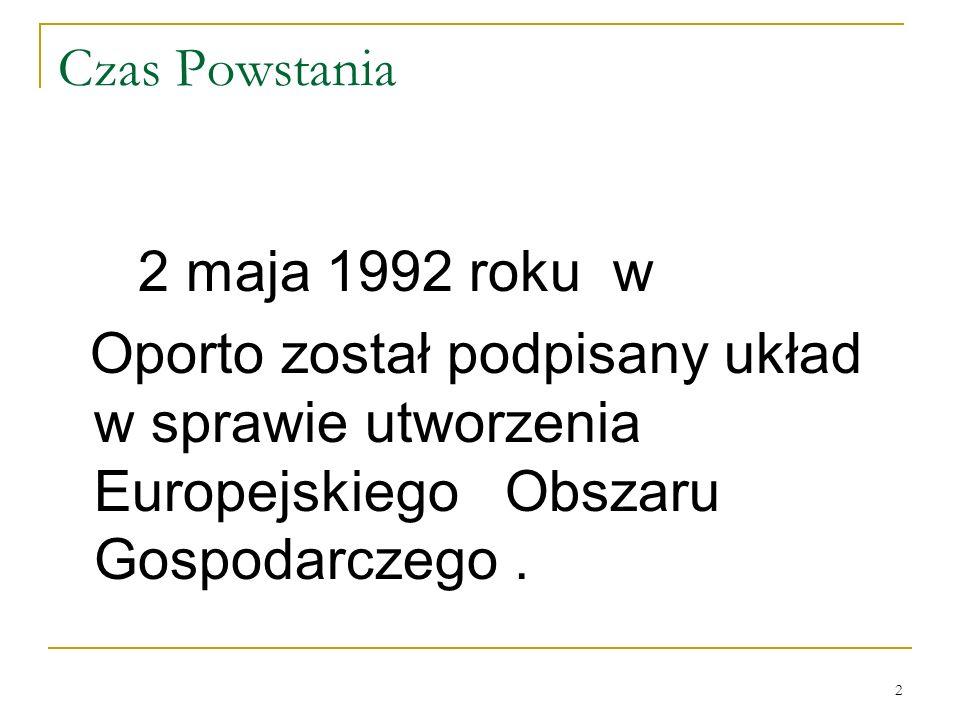 Czas Powstania 2 maja 1992 roku w.