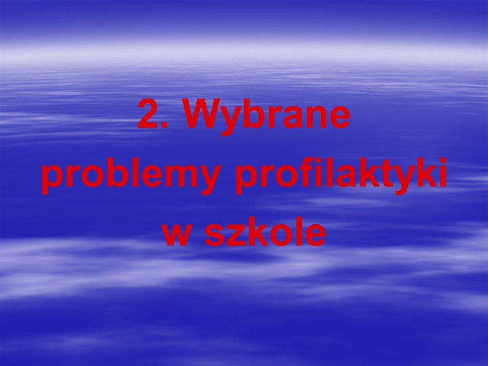 problemy profilaktyki