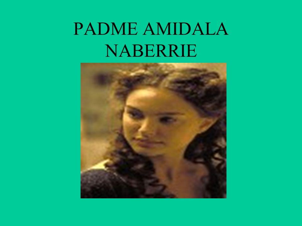 PADME AMIDALA NABERRIE