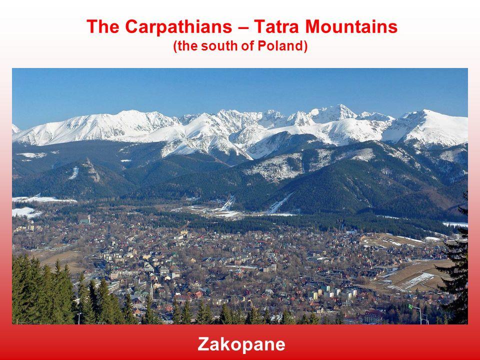 The Carpathians – Tatra Mountains (the south of Poland)