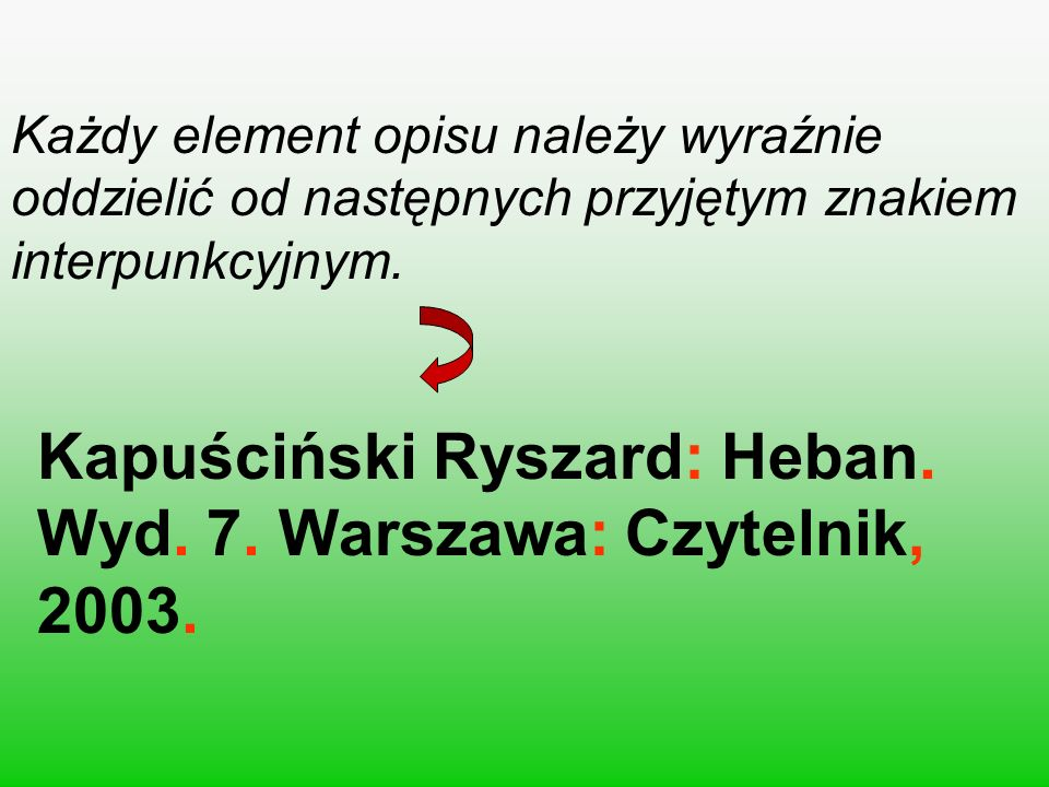 Kapuściński Ryszard: Heban. Wyd. 7. Warszawa: Czytelnik, 2003.