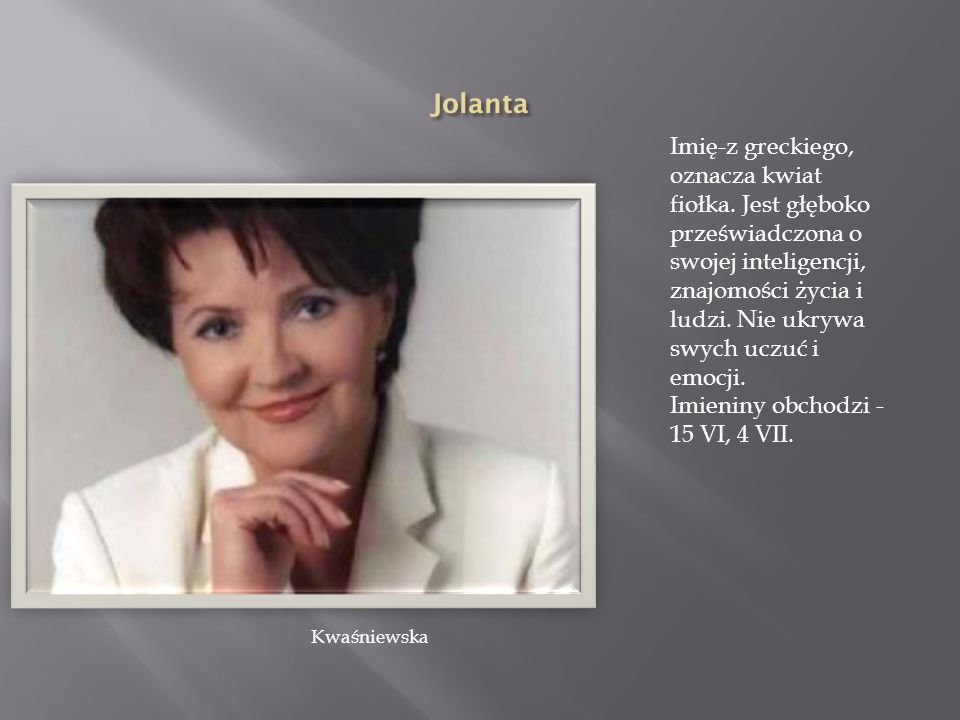 Jolanta