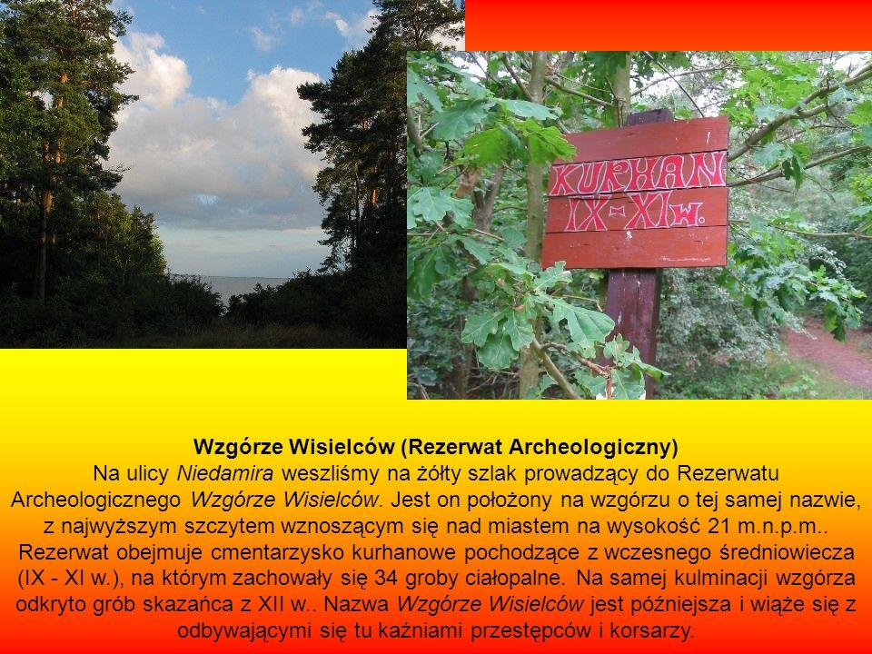 Wzgórze Wisielców (Rezerwat Archeologiczny)