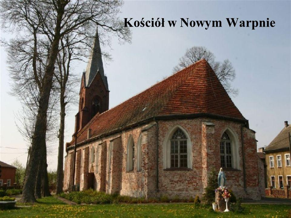 Kościół w Nowym Warpnie