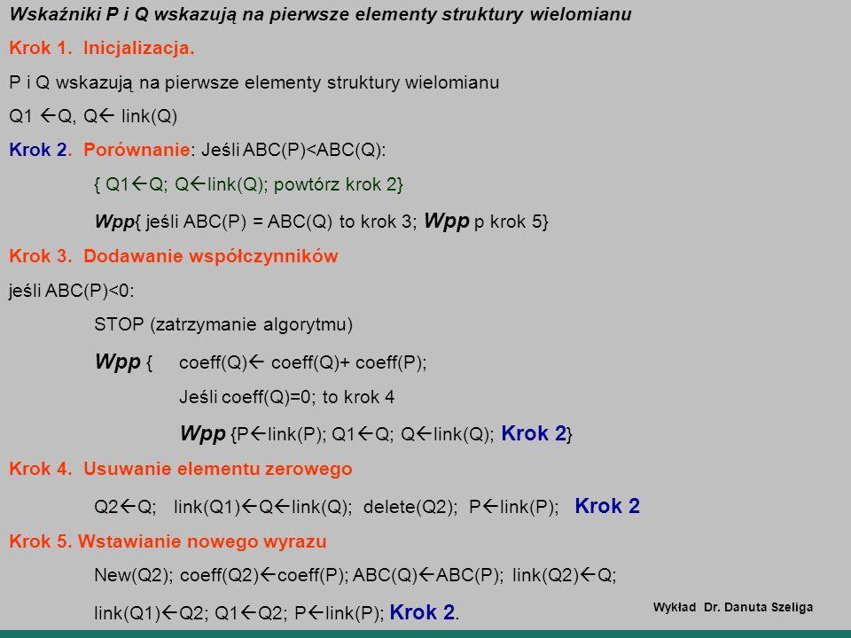 Wpp { coeff(Q) coeff(Q)+ coeff(P);