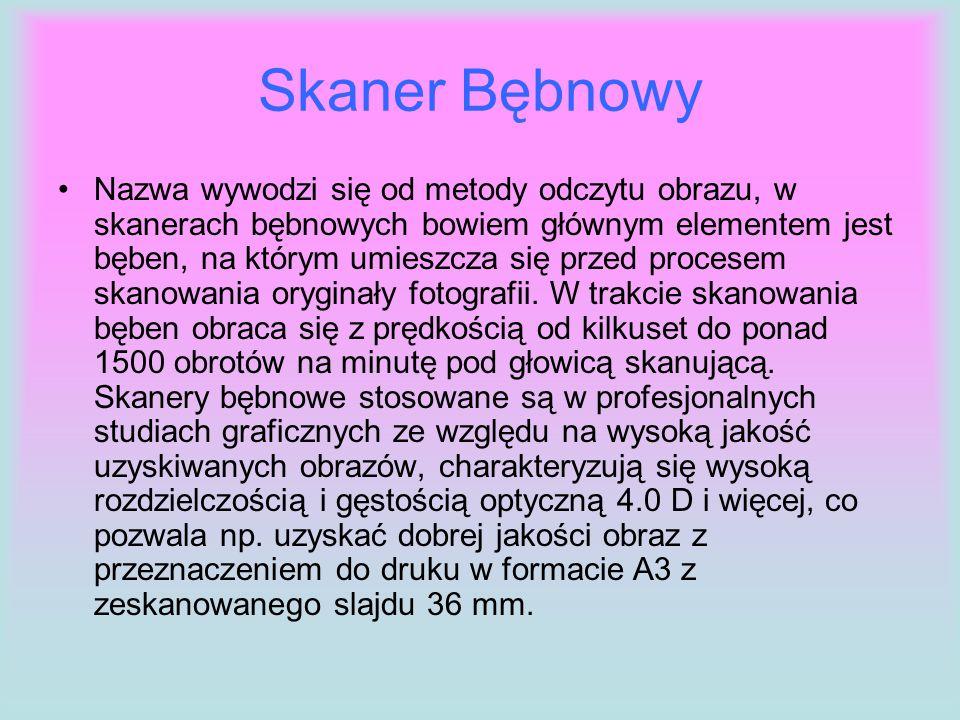 Skaner Bębnowy