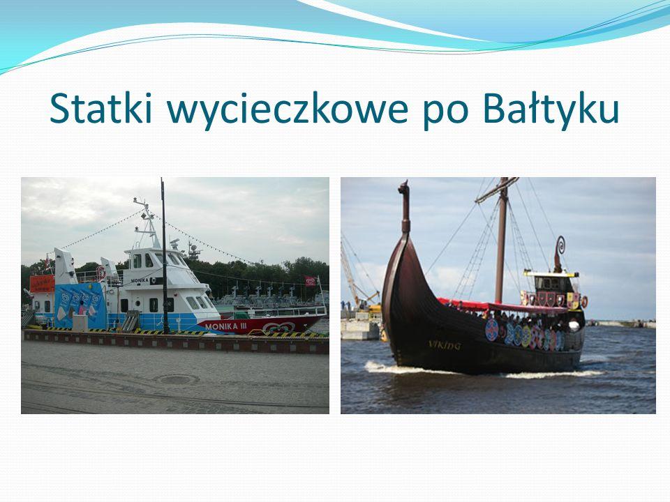Statki wycieczkowe po Bałtyku