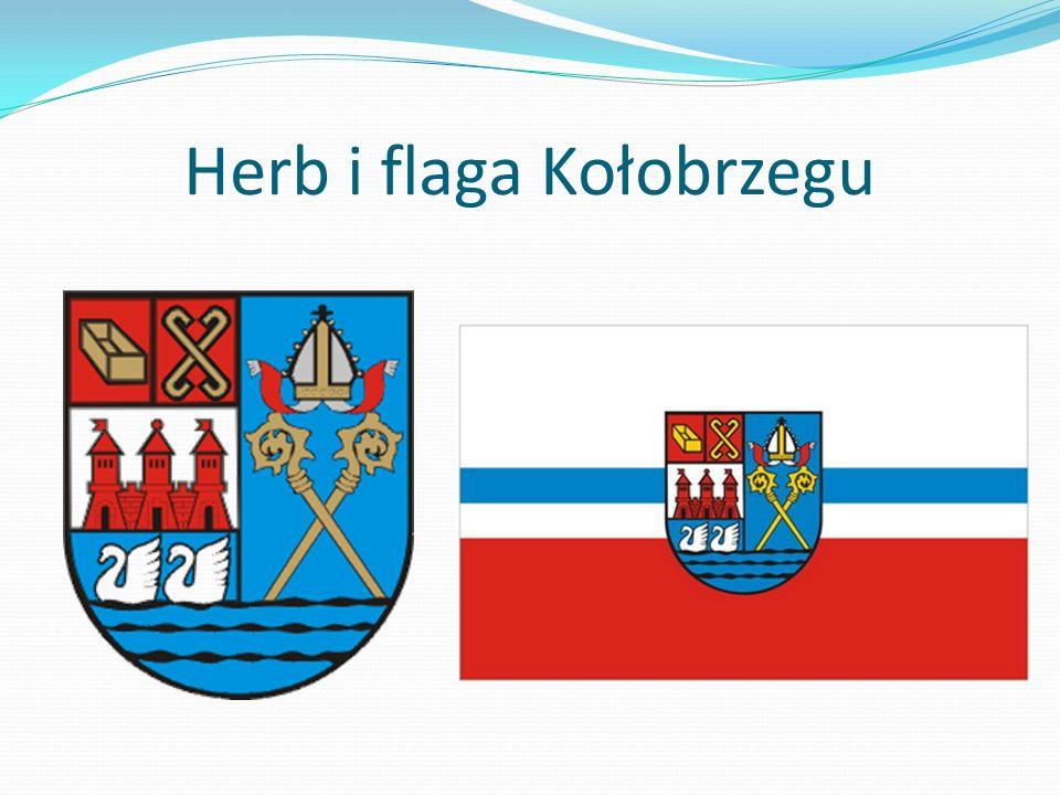 Herb i flaga Kołobrzegu