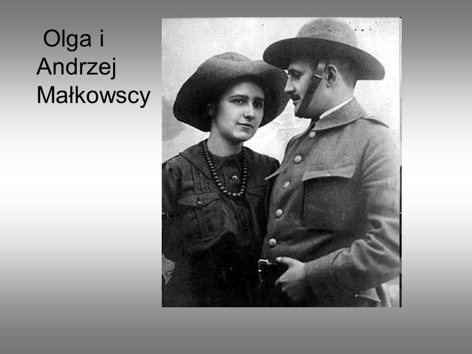 Olga i Andrzej Małkowscy