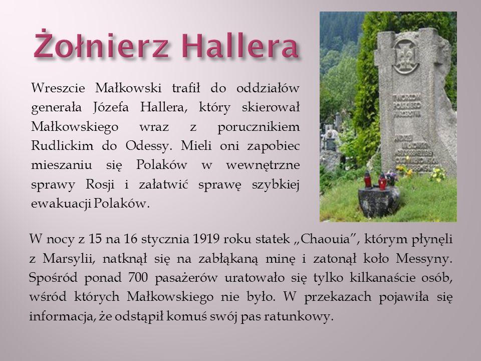 Żołnierz Hallera