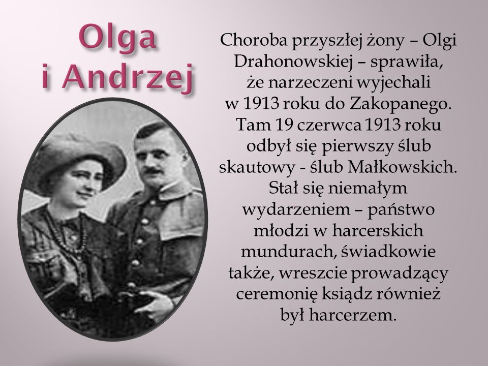 Olga i Andrzej