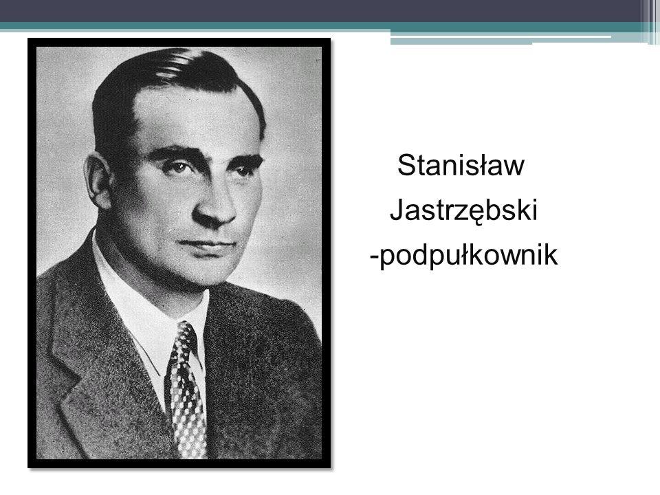 Stanisław Jastrzębski -podpułkownik