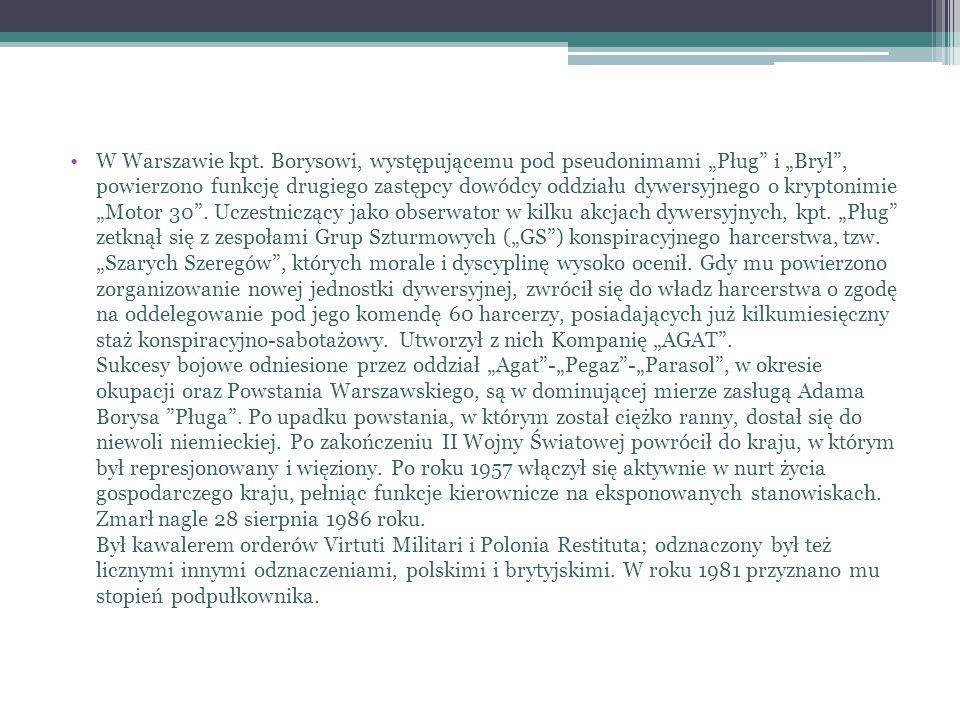 W Warszawie kpt.