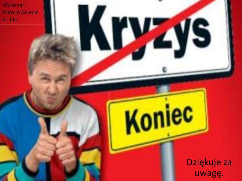 Wykonał: Marcin Solecki kl. IIIa