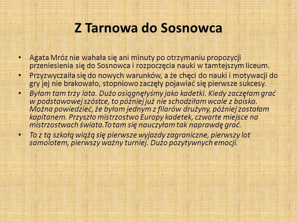 Z Tarnowa do Sosnowca