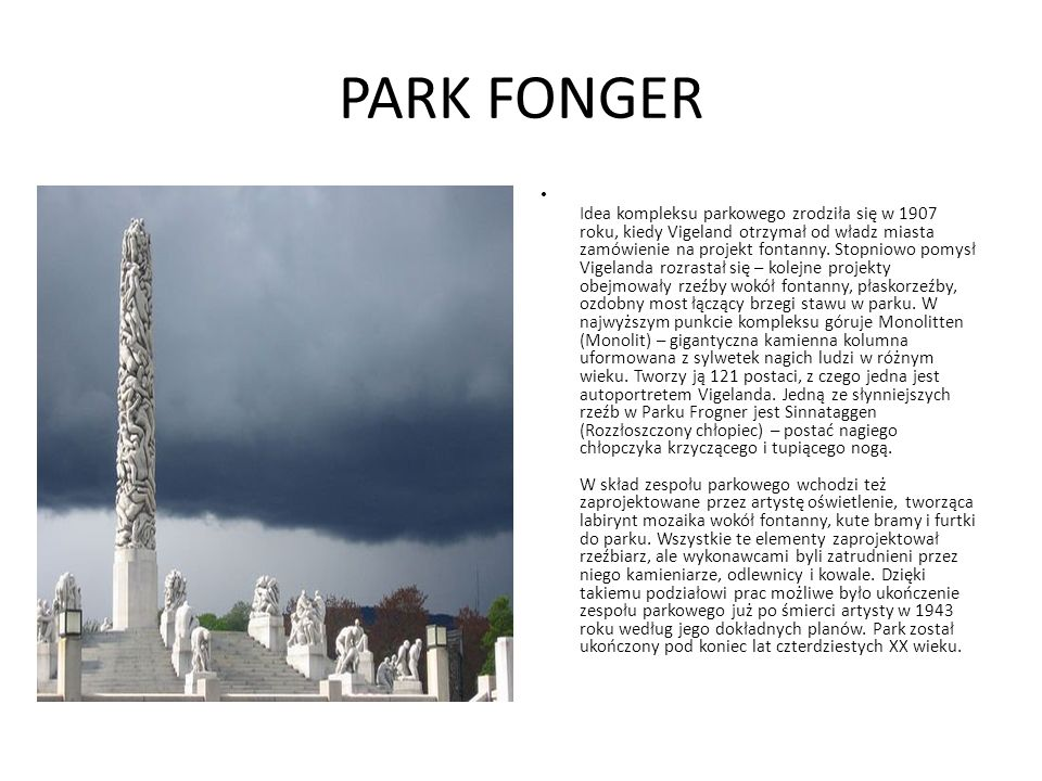 PARK FONGER
