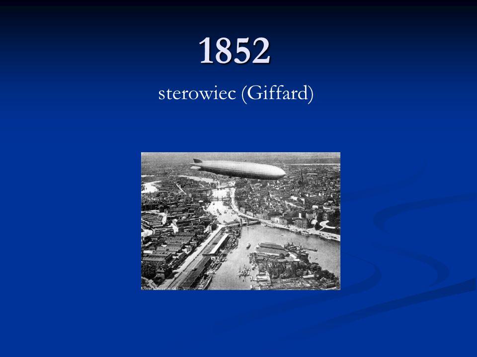 1852 sterowiec (Giffard)