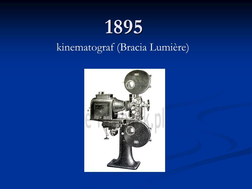 kinematograf (Bracia Lumière)