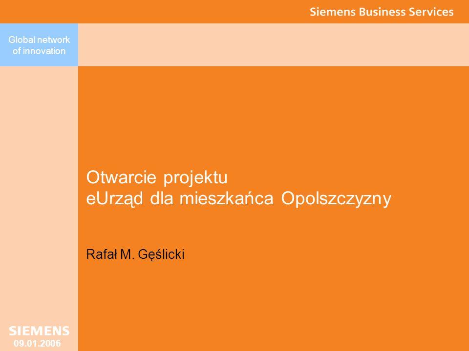 Otwarcie projektu eUrząd dla mieszkańca Opolszczyzny