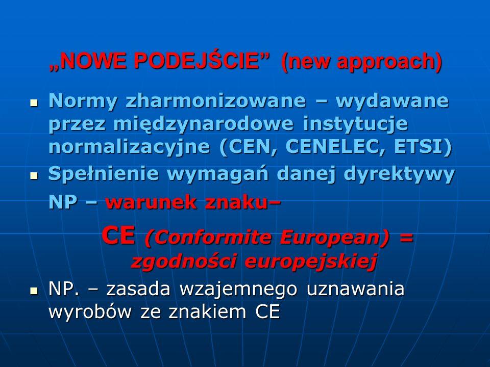 """""""NOWE PODEJŚCIE (new approach)"""