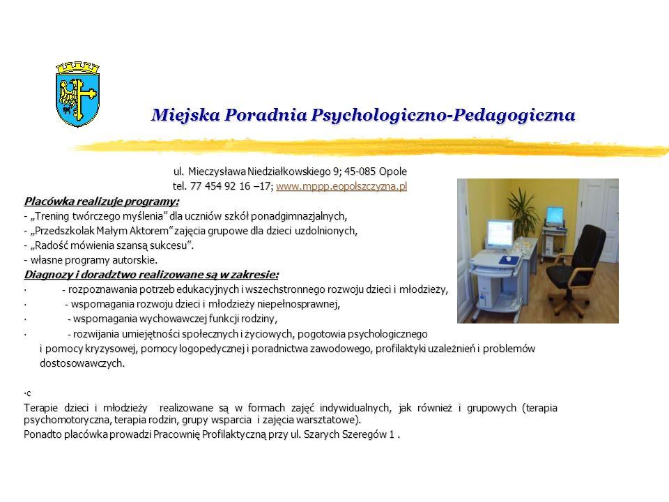 Miejska Poradnia Psychologiczno-Pedagogiczna