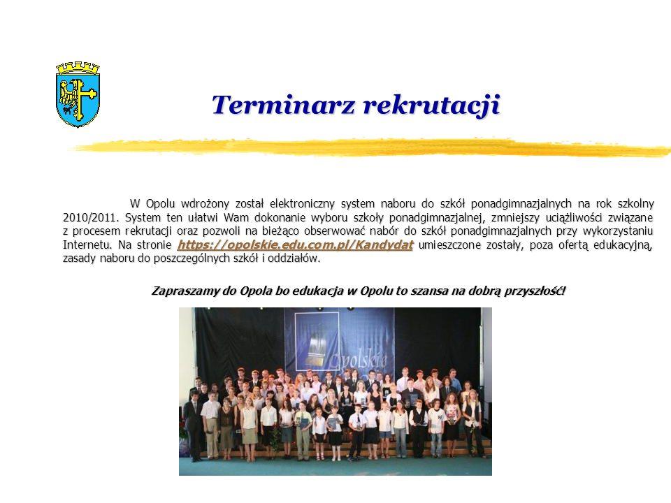 Zapraszamy do Opola bo edukacja w Opolu to szansa na dobrą przyszłość!