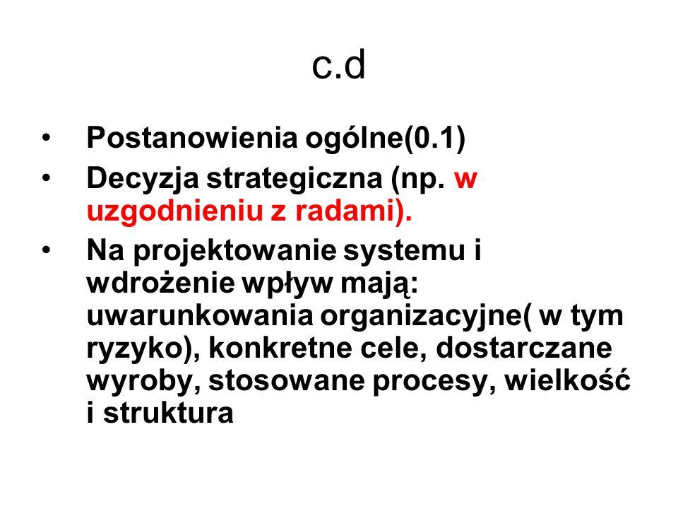 c.d Postanowienia ogólne(0.1)