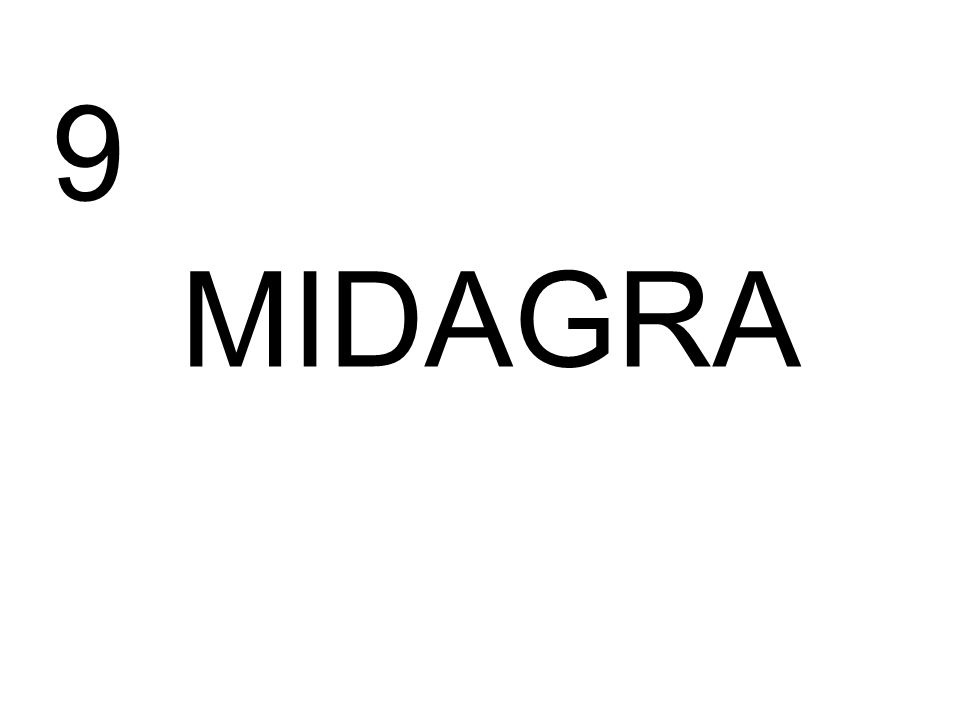 9 MIDAGRA