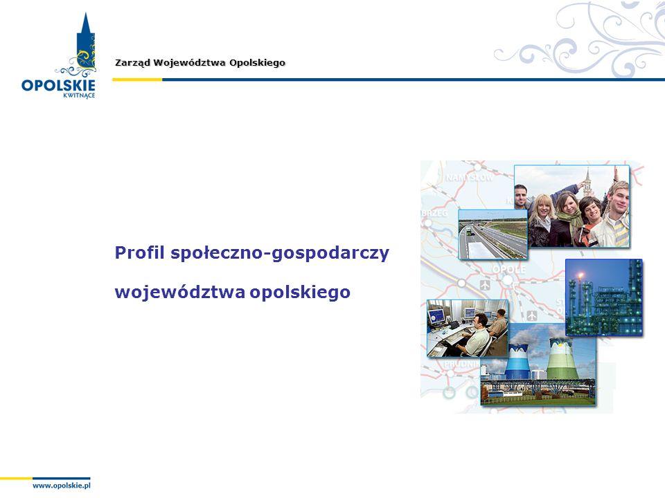 Profil społeczno-gospodarczy