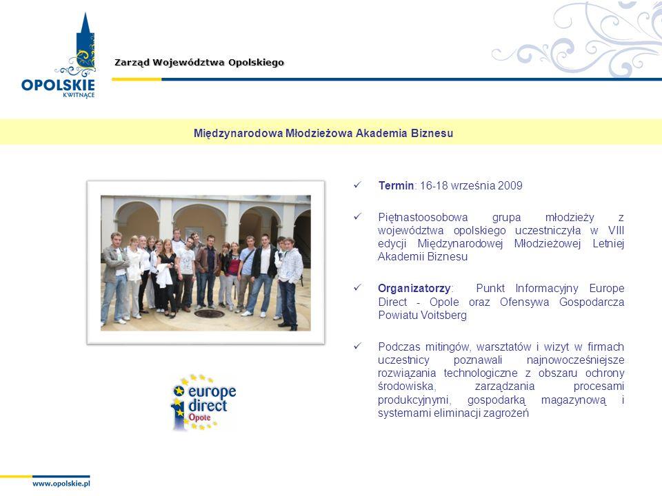 Międzynarodowa Młodzieżowa Akademia Biznesu