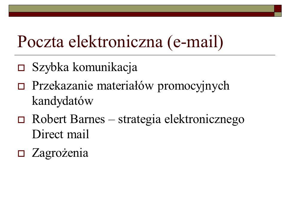 Poczta elektroniczna (e-mail)