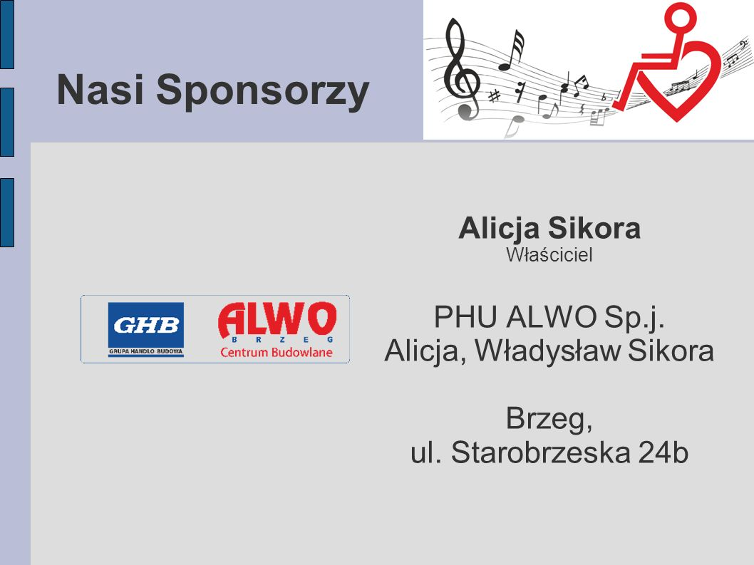 Alicja, Władysław Sikora