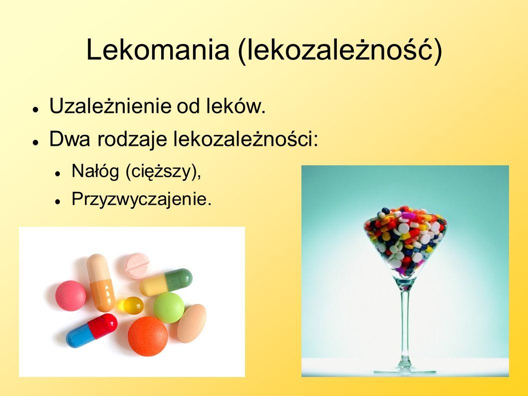 Lekomania (lekozależność)
