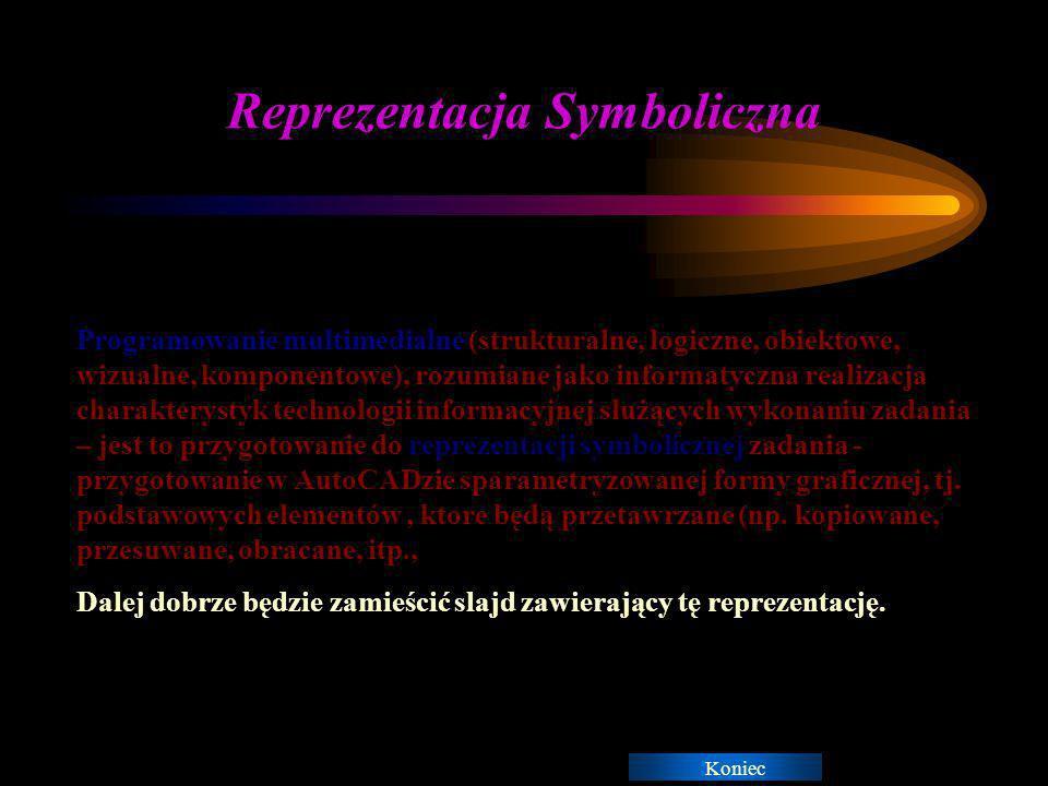 Reprezentacja Symboliczna