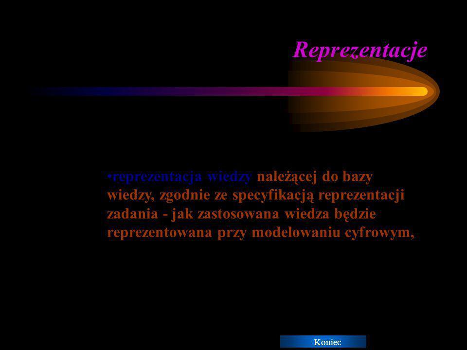 Reprezentacje