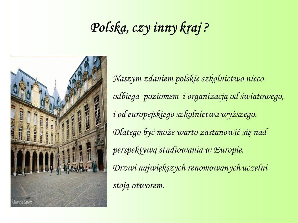 Polska, czy inny kraj