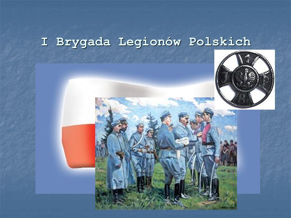 I Brygada Legionów Polskich