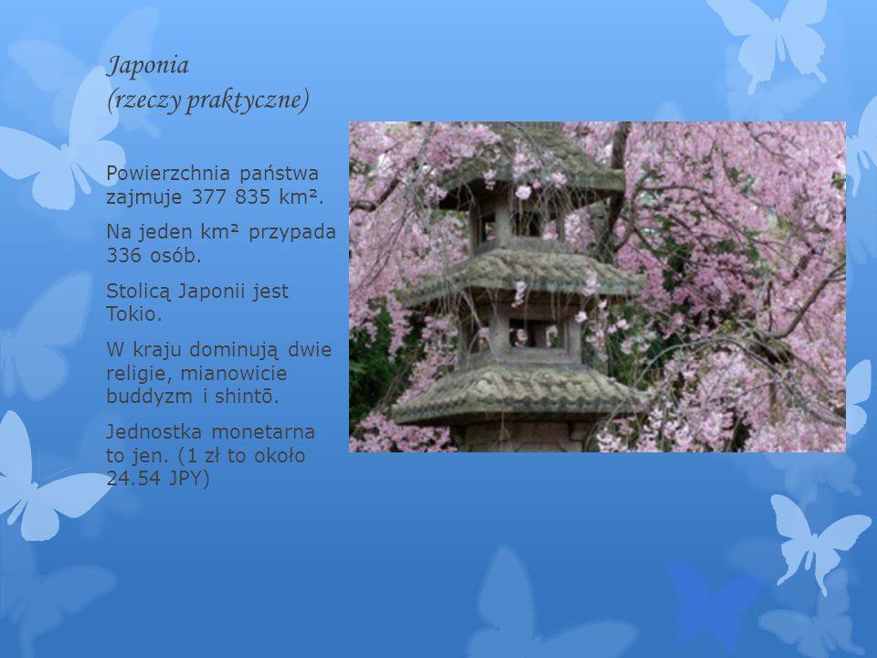 Japonia (rzeczy praktyczne)