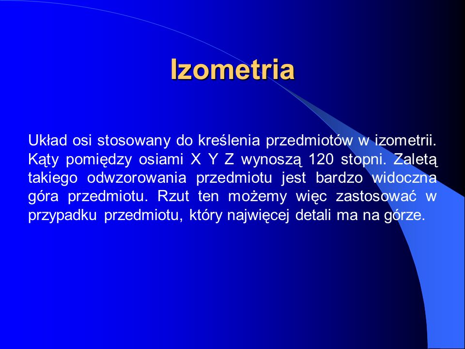 Izometria