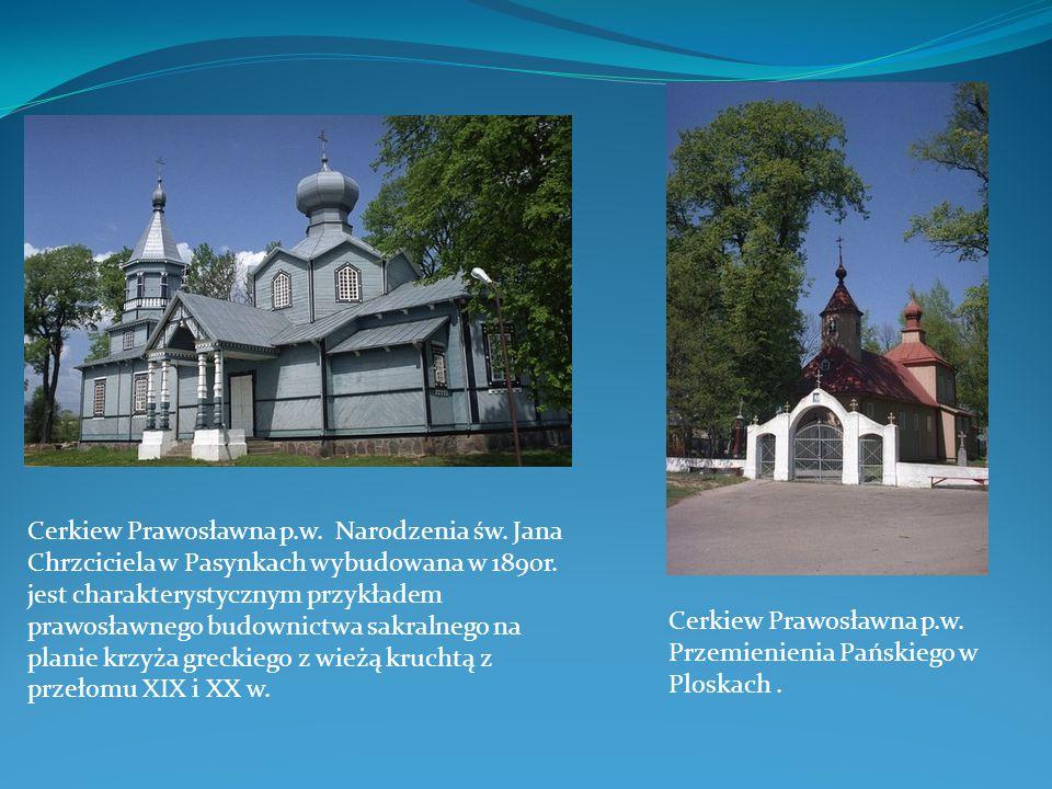 Cerkiew Prawosławna p. w. Narodzenia św
