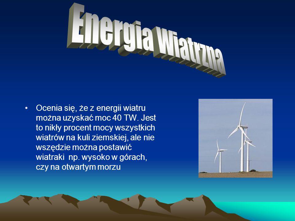 Energia Wiatrzna