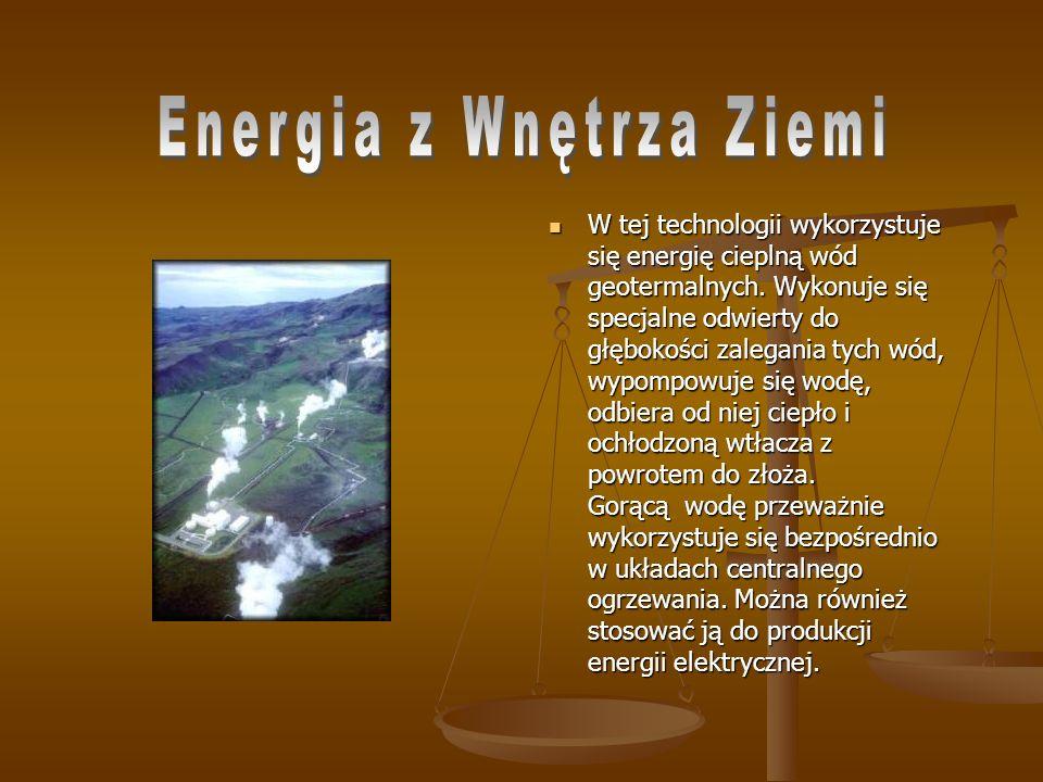 Energia z Wnętrza Ziemi