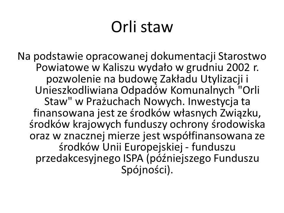 Orli staw