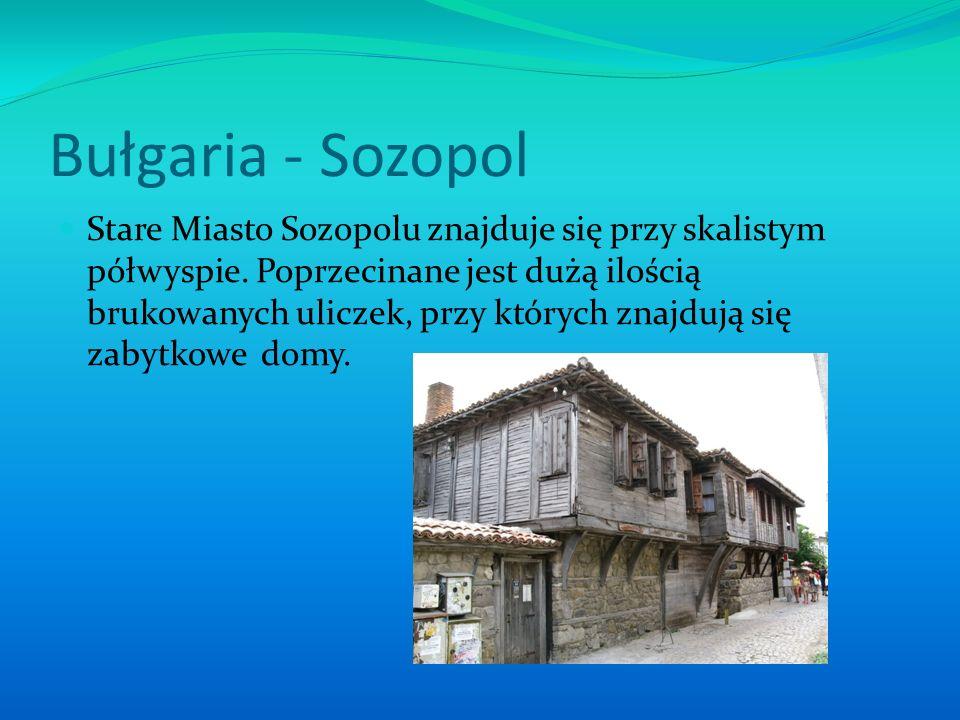 Bułgaria - Sozopol