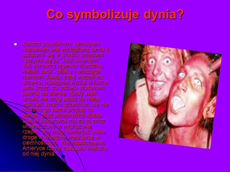 Co symbolizuje dynia